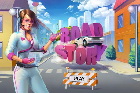 Road Story Mod Apk (Unlimited Money) 1