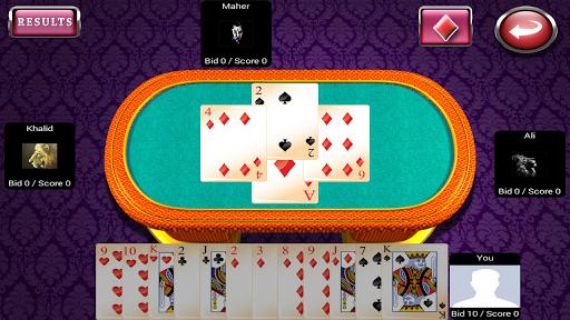 Tarneeb 1.8 screenshots 10