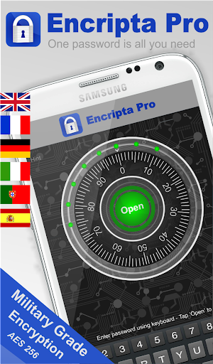 Encripta Password Manager