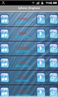玩免費娛樂APP|下載iPhone Ringtones app不用錢|硬是要APP