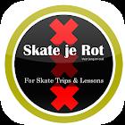 Skate je Rot icon