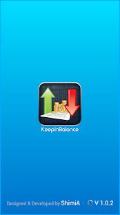 KeepInBalance - Money Manager