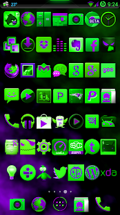 Supernova Theme CM11 (4.4)- screenshot thumbnail