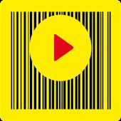 Barcode & QR Scanner - ScanVid