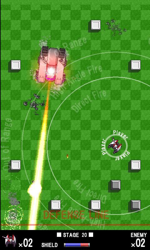 Battle Tank SWORD- screenshot