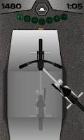 Screenshot of Fingerbike: BMX Pro