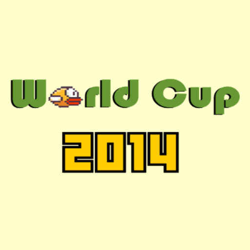 New Flappi Bird World Cup 2014