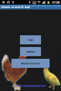 Chicken vs Duck Bluetooth Duel- screenshot thumbnail