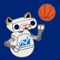FIU Football & Basketball logo