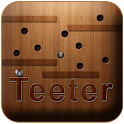 Teeter Labyrinth maze Game icon