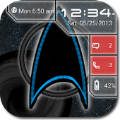 Star Trek Black Hole Go Locker