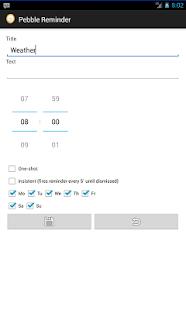 Pebble Notification & Reminder 生產應用 App-癮科技App