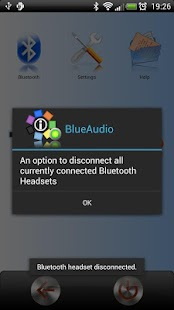 BlueMusic Demo - screenshot thumbnail
