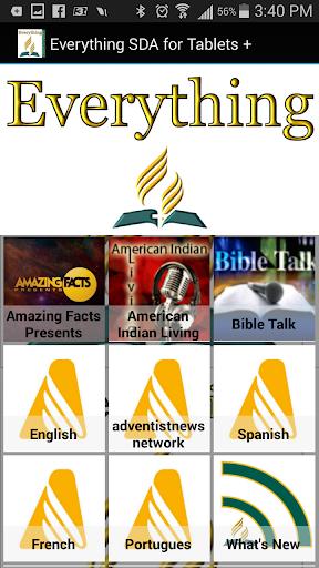 【免費教育App】Everything SDA 2015-APP點子