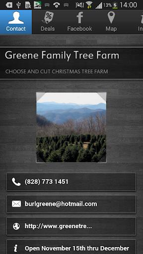 Greene Family Tree Farm