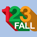 123 Fall icon