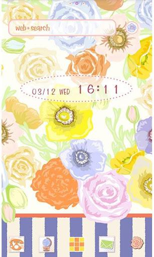 Flowers Theme-Colorful Flower- 1.0 Windows u7528 1