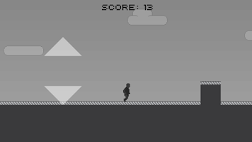 Screenshot of Flappy Runner