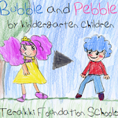 Bubble and Pebble Story