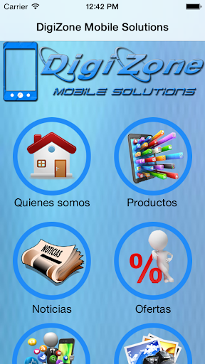 DigiZone Mobile Apps
