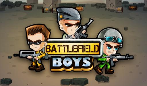 玩動作App|Battlefield Boys: Mercenary免費|APP試玩