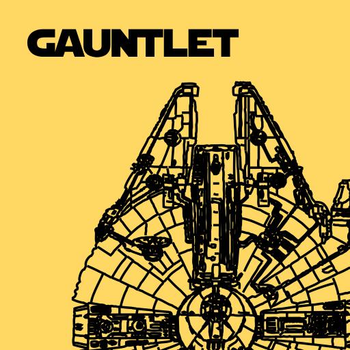 Millennium Falcon Gauntlet LOGO-APP點子