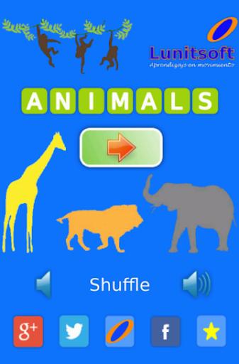 Discover the animal Winner