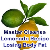 Master Cleanse Lemonade Recipe