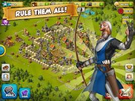Screenshot of War of Mercenaries
