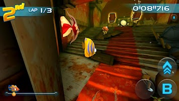 Screenshot of Jett Tailfin Racers THD