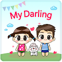 MyDarling - Couple Application icon