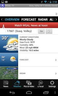 WGAL - Local News, Weather - screenshot thumbnail