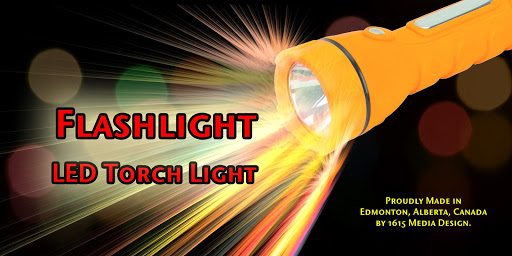 Flashlight LED Torch Light