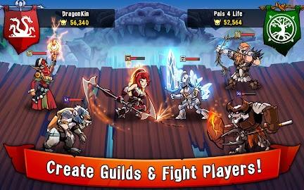 HonorBound (RPG) Screenshot 2
