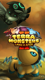 4 Terra Monsters 2 App screenshot
