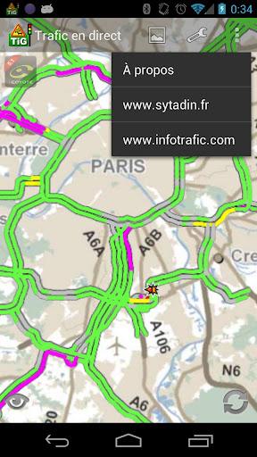 TrafficInfoGrabber  screenshots 3