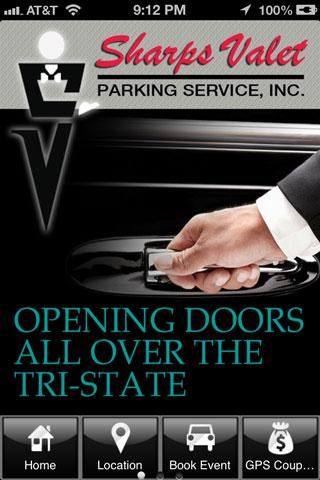 Sharps Valet Parking