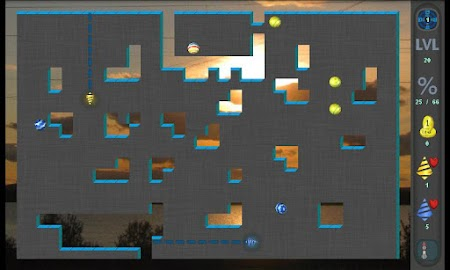 Xonix Blast Free Screenshot 2
