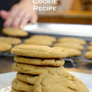 Molasses Snaps / Crackle Cookies