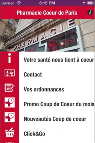 Pharmacie Coeur de Paris