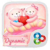 Bear Lover GO Dynamic Theme