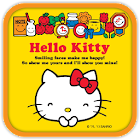 Hello Kitty Smiling Faces icon