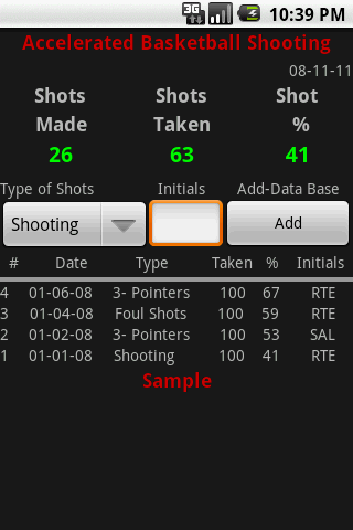 Improve Basketball Shooting- screenshot