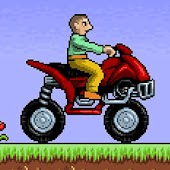 Mountain ATV - Motocross game