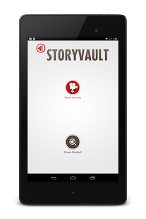 StoryVault- screenshot thumbnail