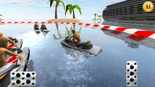 Water Bike Race