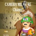 CAMERA MEASURE Chamy! icon