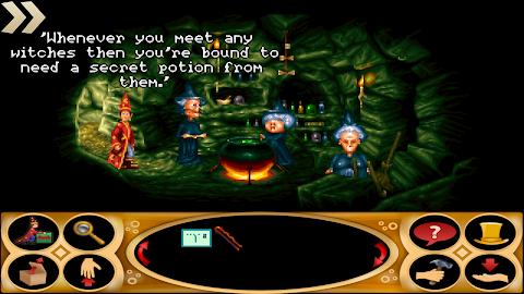 Simon the Sorcerer 2 Screenshot 16