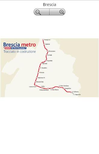 Brescia Metro