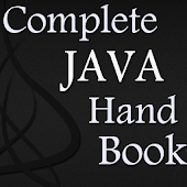 Complete java Hand book